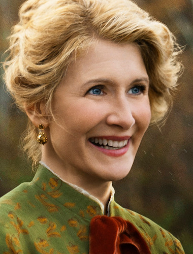 little women - marmee - laura dern