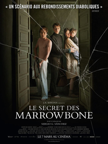 Le secret des Marrowbone affiche