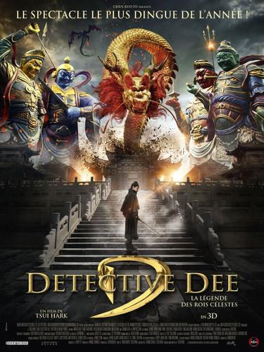Detective Dee - La légende des rois célestes