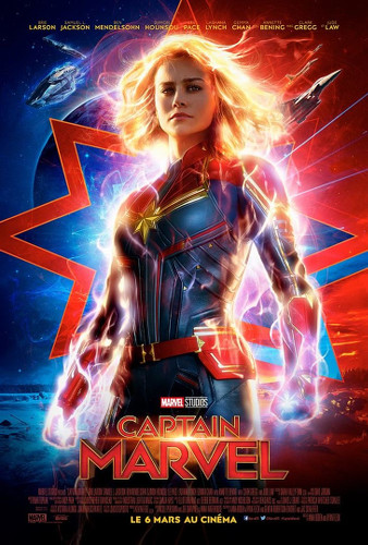 5. Captain Marvel
