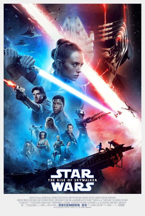 Star Wars IX - L'ascension de Skywalker